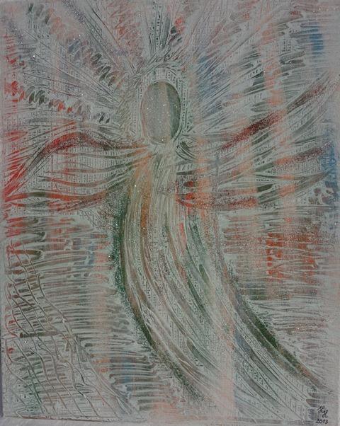Heilungsengel_Acrylbild_30cmx50cm